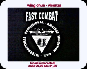Whing Chun - Fast Combat